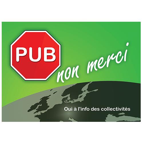 stop pub non merci
