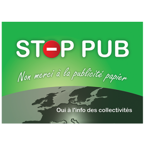 STOP PUB Classique
