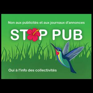 STOP PUB «colibri»