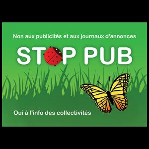 STOP PUB «prairie»